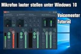 Voicemeeter 1 0